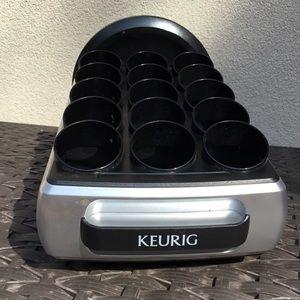 ❤️Keurig K-cup Carousel, holds 30 K-cups